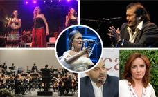 Acetre, Celia Romero, Miguel de Tena y la OEx actuarán el 18N