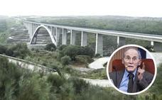 Fallece Juan José Arenas, diseñador del viaducto de Almonte