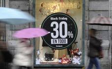 Los comercios extremeños afrontan con muchas expectativas el 'Black Friday'