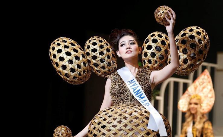 57º concurso internacional de Miss Belleza