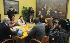 La Junta da por concluida las reuniones con los grupos para elaborar los Presupuestos