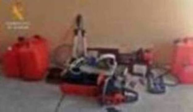 Detenidos dos vecinos de Navalvillar por siete robos en la localidad