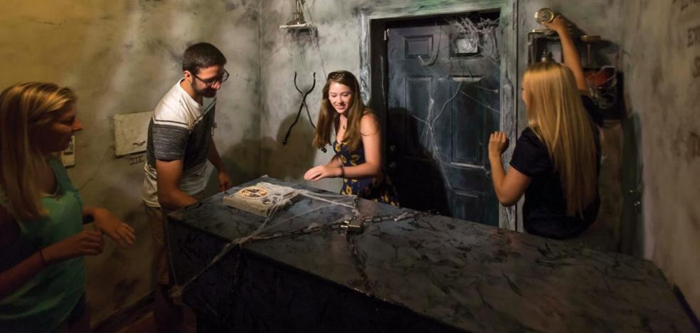 'Escape room': la moda de encerrarte que arrasa en España