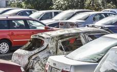 Localizan un coche calcinado relacionado con el asesinato de Las 800