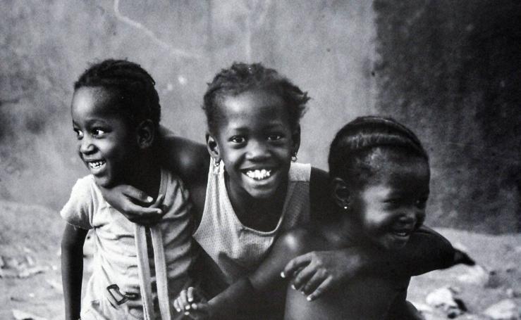 África, con rostro de mujer