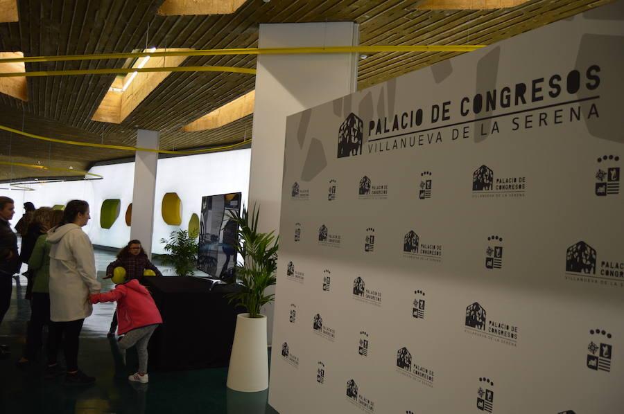 Puesta de largo para el Palacio de Congresos de Villanueva