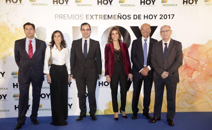 Photocall de Extremeños de HOY (I)