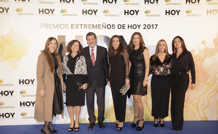Photocall de Extremeños de HOY (II)
