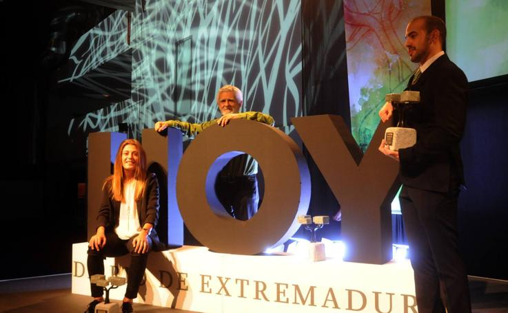 Gala Extremeños de HOY 2017
