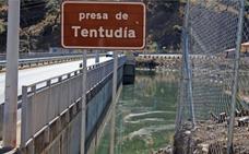 La CHG advierte de la situación de emergencia por sequía en Tentudía