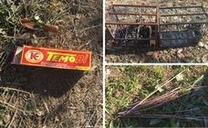 Denunciado un joven en Badajoz por capturar pájaros con aves de reclamo en el Rivillas