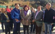 Inaugurado el nuevo puente sobre el río Ibor