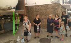 Trámite de urgencia para llevar agua a Talaveruela y Santiago de Alcántara
