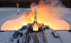 El nuevo satélite meteorológico ruso no alcanza su órbita