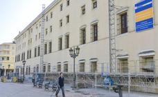Patrimonio da luz verde al proyecto de rehabilitación del Hospital Provincial