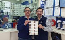 El primer premio de la Lotería Nacional deja 600.000 euros en Llerena