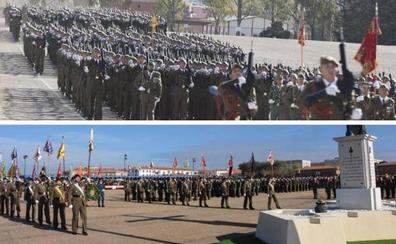 Los militares extremeños celebran la festividad de su Patrona