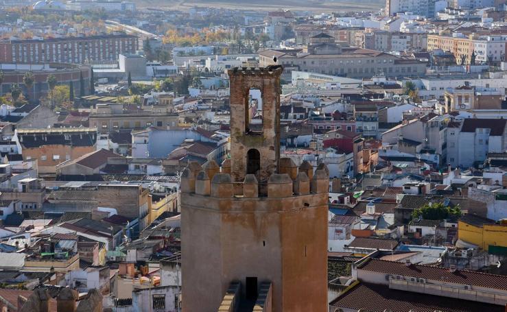 Torre de Santa María, el mirador de Badajoz