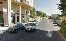 Un menor de 14 años resulta herido en un accidente entre una moto y un coche en Plasencia