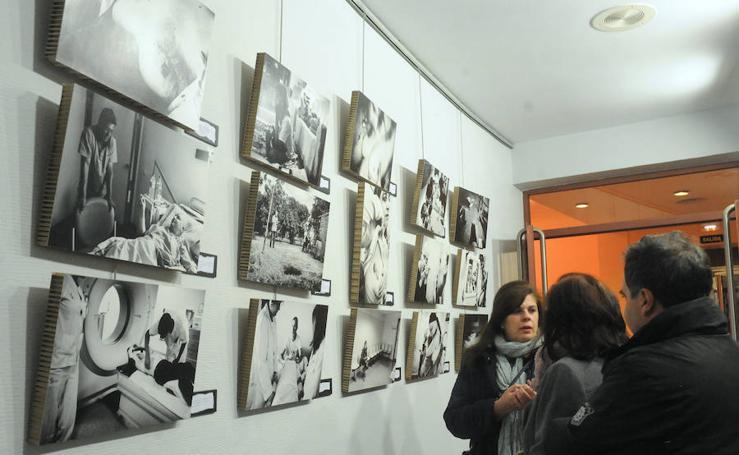 Lucas Garra presenta en Mérida su muestra 'Karkinos'