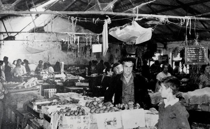 El mercadillo de Cáceres cumple 40 años