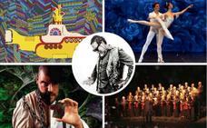 Beatles, flamenco y corales en vísperas de Navidad