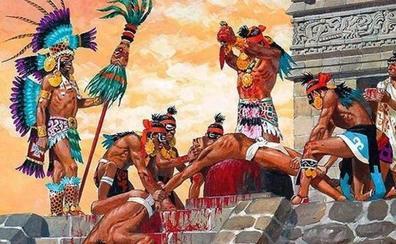 Las prácticas caníbales de los aztecas que aterraban al extremeño Hernán Cortés