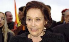 Carmen Franco, en estado crítico