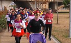 Javier Echave y María Fernanda Fernández ganan la San Silvestre Pacense