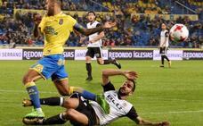 Un gol de Rodrigo apaga el 'efecto Jémez'