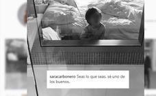 Sara Carbonero celebra el cumpleaños de su hijo Martín