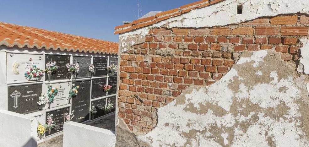 A licitación la reforma en el cementerio, con casi 300.000 euros de coste