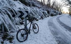 El aviso amarillo por nieve regresa a Extremadura