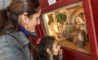 Casi 31.500 personas visitaron el Belén Monumental y los Dioramas de Badajoz