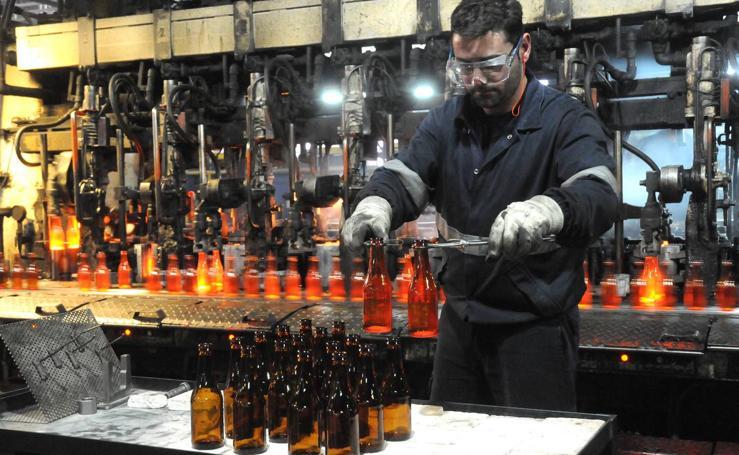 La fábrica de los tres millones de botellas