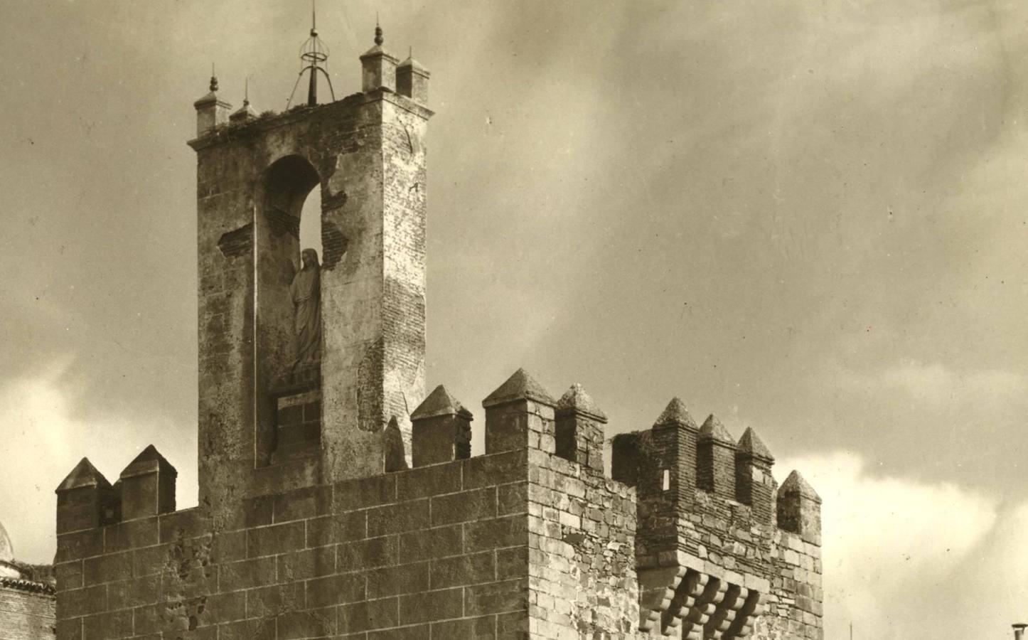 El reportaje de Cáceres de 1935 y la 'virgen' Ceres