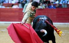 'Juanito', el novillero luso de la escuela de Badajoz que sueña con ser figura