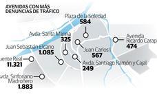 El nuevo radar de Badajoz se colocará en Antonio Masa Campos