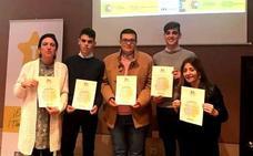 El IES Campo de San Roque, de Valverde, segundo en el XXX Certamen Nacional de Jóvenes Investigadores