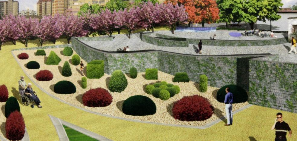 El Ayuntamiento de Cáceres licitará la ampliación del Parque del Príncipe por 4 millones