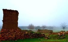 Extremadura amanece con nieblas y nubes bajas en los valles del Tajo y del Guadiana
