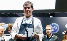 Nanín Pérez, premio Cocinero Revelación 2018