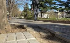 Pardaleras detecta una veintena de calles en mal estado