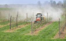 La PAC empieza a limitar los fitosanitarios