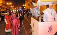 San Esteban toma el relevo de la Plaza Mayor en el intento de recuperar el carnaval