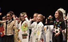 Más que aprender, las murgas infantiles de Badajoz enseñan