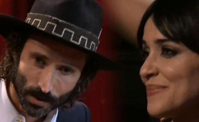 La dedicatoria de Leiva a Macarena García: «Te quiero»