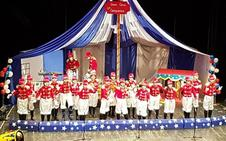 La Compañía de María gana el concurso juvenil de murgas de Badajoz