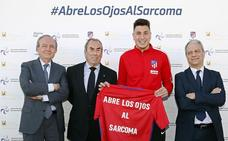 El Atlético lucha contra el sarcoma