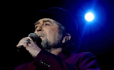 Joaquín Sabina actuará en abril en Don Benito